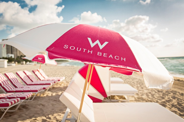 PRIVATE RESIDENCE AT W SOUTH BEACH - Miami FL 2201 Collins 33139