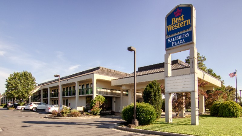 Best Western Salisbury Plaza 1 of 16
