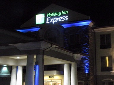 Easy Access From I-70 Makes The Holiday Inn Express Limon Colorado A Perfect Place To Stop For The Night. 7 of 7