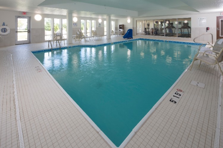 Indoor Heated Pool 6 of 8