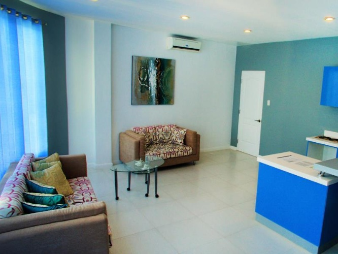 Apartment 201 (View Towards Sitting Room Area) 14 of 31