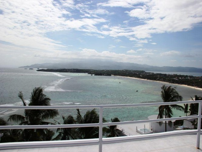View 2 From Roof Deck Towards Bolabog Beach. 25 of 31
