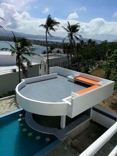 A View Of The Pool Bar & Bbq Area & Pool Mini Roof Deck. 28 of 31