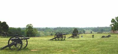 Cannons At Manassas National Battlefield 11 of 18