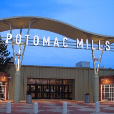 Potomac Mills Outlet Mall 14 of 18