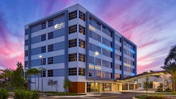 Aloft Miami Airport Hotel 7220 Nw 36th St Fl 33166