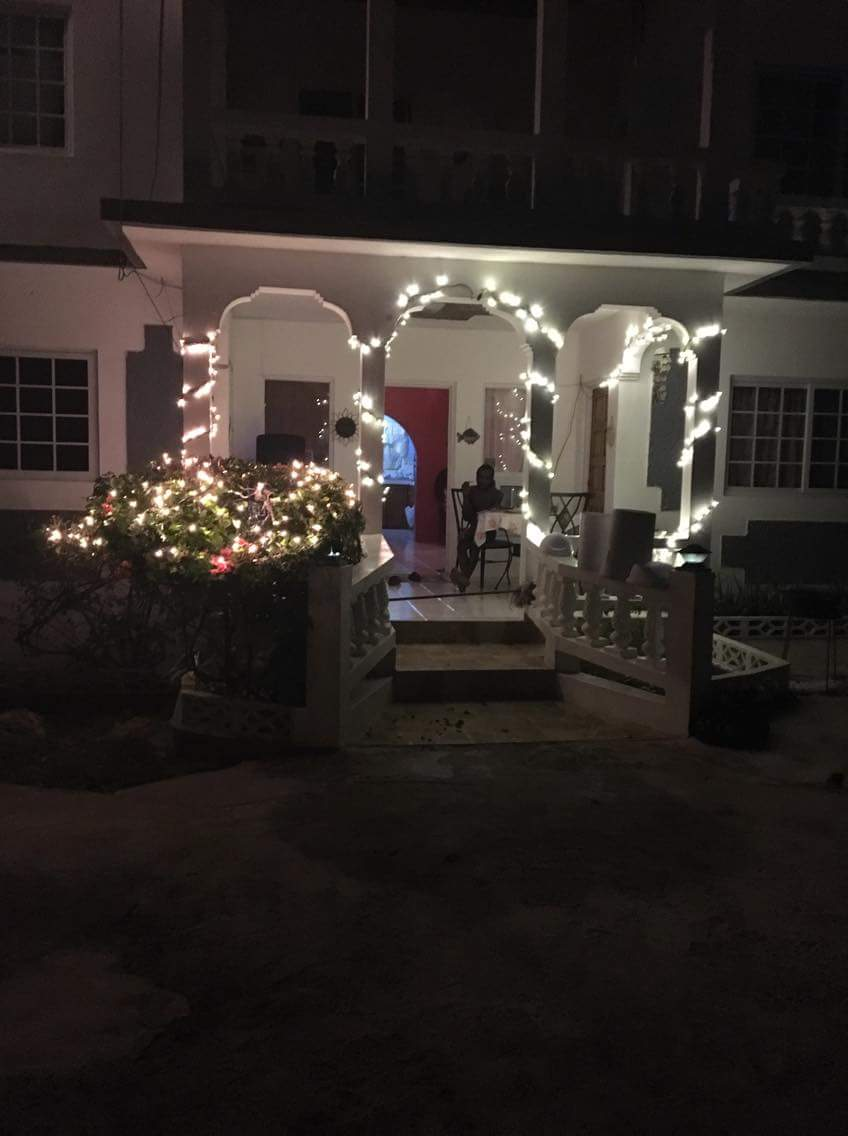 Christmas Lighting On The Villa 2 of 49