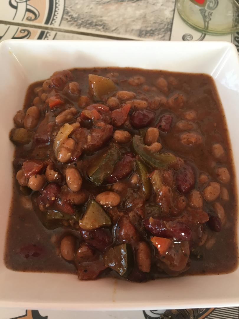 Delicious Vegan Chilli 39 of 49