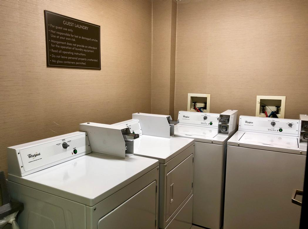 Guest Laundry Facility 22 of 25