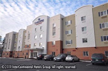 Image of Candlewood Suites Richmond Airport