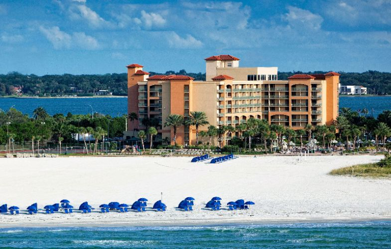 Image of Sheraton Sand Key Resort