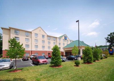 Comfort Inn Quantico Main Gate North 1 of 19