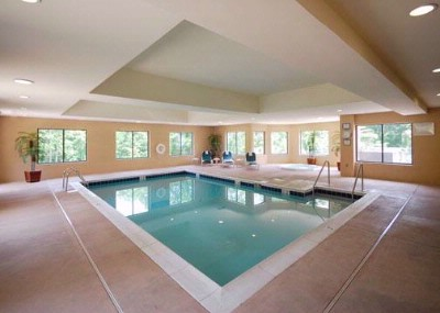 Indoor Pool With Hot Tub 10 of 19