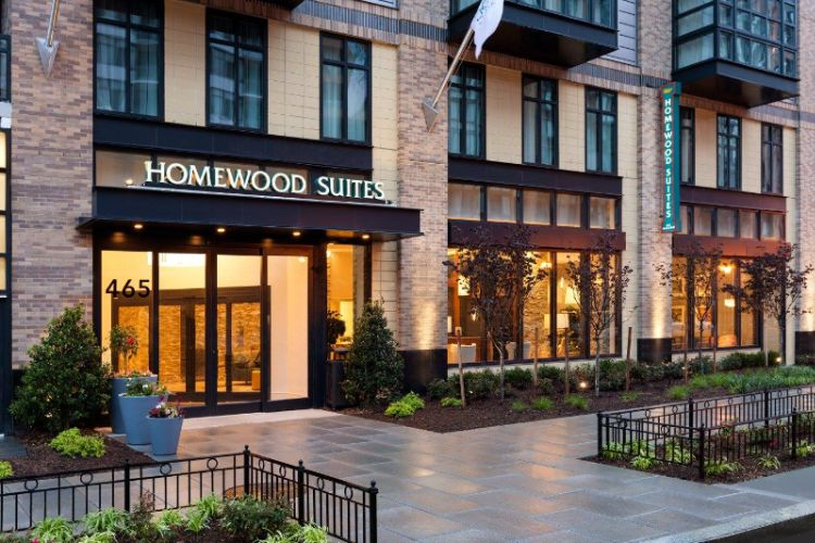 Homewood Suites Washington D.c. Convention Center 1 of 11