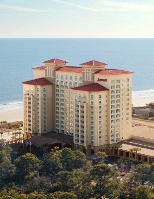 Myrtle Beach Marriott Resort & Spa at Grande Dunes 1 of 7