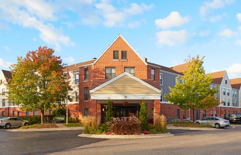 Homewood Suites by Hilton Lincolnshire Il 1 of 16