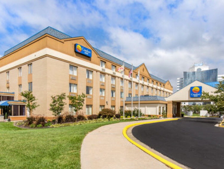 The Comfort Inn Capital Beltway Exterior 2 of 14