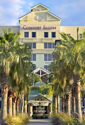 Image of Comfort Suites Maingate East