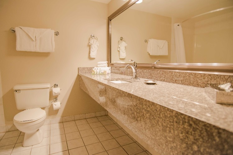 Spacious Bathrooom 6 of 16