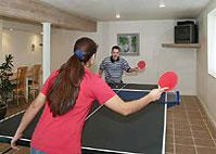 Table Tennis In Our Recreation Room 9 of 10