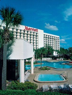 Orlando Airport Marriott 1 of 12