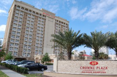 Crowne Plaza Orlando Downtown 304 West Colonial Drv Fl 32801