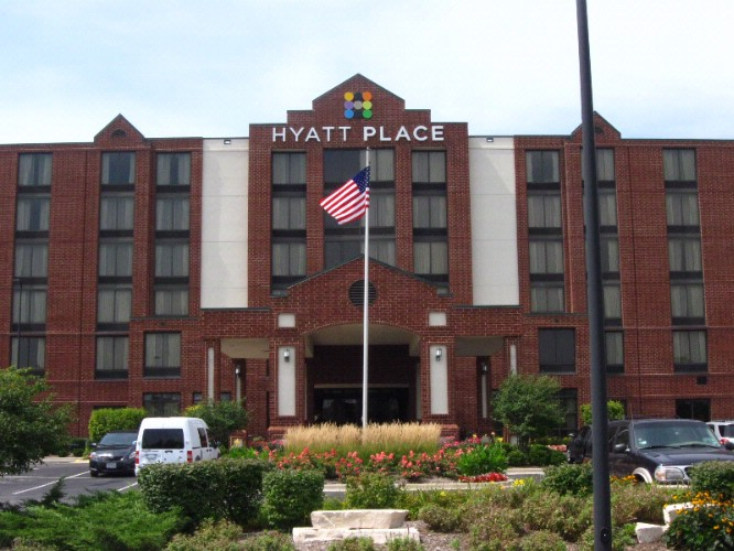 Image of Hyatt Place Chicago / Lombard