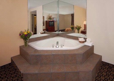 Guest Room With Whirlpool Bathtub 8 of 17