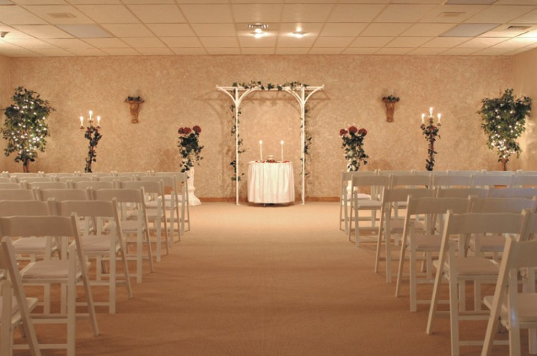 Indoor Wedding Chapel 6 of 14