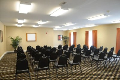 Meeting Room With Theater-Style Setup 7 of 16