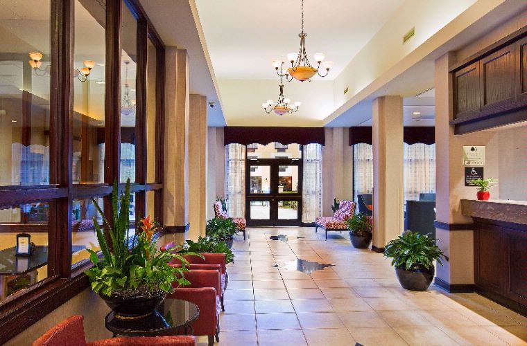 Hotel Entrance 3 of 16