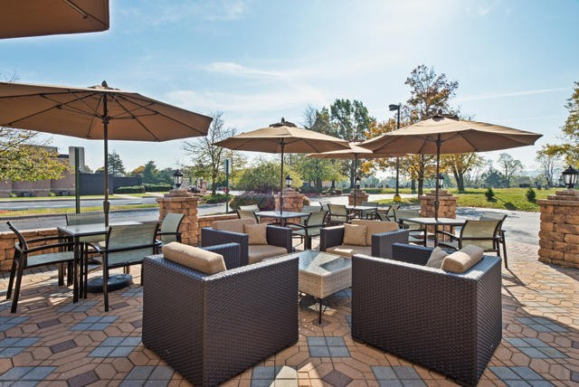 Spend Some Time On Our Sunny Patio! 11 of 17