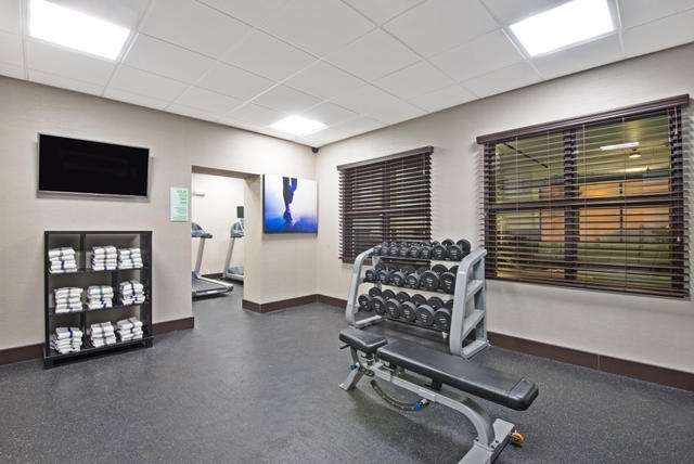 Get Your Sweat On In Our State-Of-The-Art 24hr Fitness Center 13 of 17