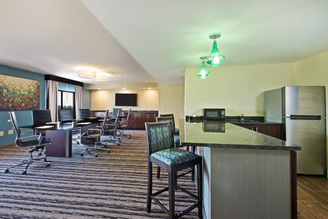 Planning A Group Gathering? Inquire About Our Hospitality Suite Available For Rental! 14 of 17