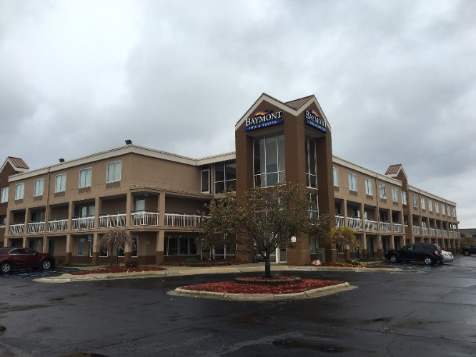 Image of Fairfield Inn Detroit Troy / Madison Heights