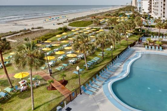 Dayton House Resort Main Resort -Oceanfront