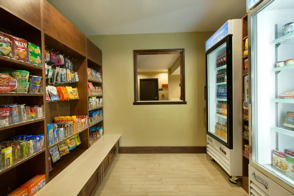 Forgot Something? We Have A Wide Of Items Available For Your Convenience Right Here In The Market/pantry. 15 of 31