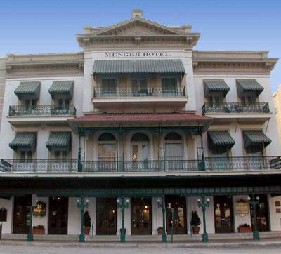 The Menger Hotel 1 of 11