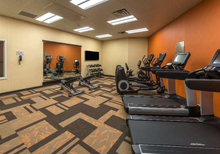 Work Off The Stress Of Travel In Our Fitness Center Open 24/7 20 of 31