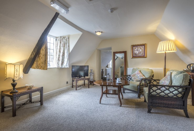 Oundle Suite Sitting Room 17 of 27