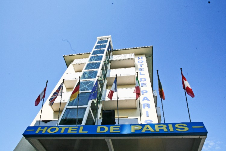 Hotel De Paris Lido Di Savio Via Russi 14 48125