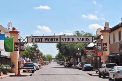 STOCKYARDS HOTEL Fort Worth TX 109 East Exchange 76164