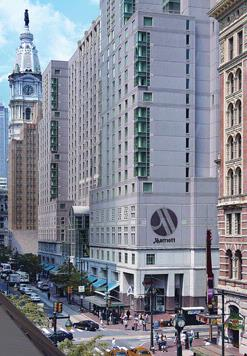 Image of Philadelphia Marriott Downtown