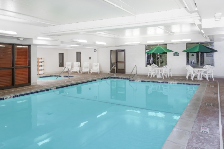 Indoor Pool & Whirlpool 5 of 13