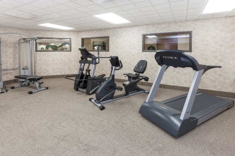 Fully Equipped Fitness Center 7 of 13