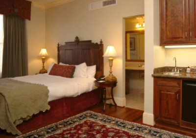 Junior Suite With A King Size Bed 6 of 8
