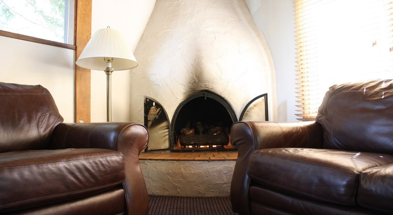 Living Room Gas Fireplace 18 of 23