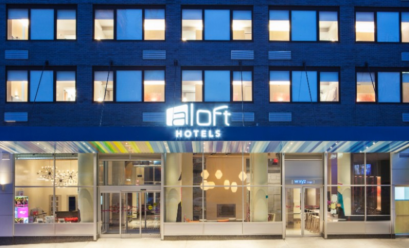 Aloft Entrance 20 of 21