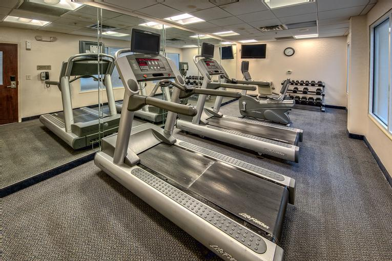 Stay Fit In A State Of The Art Fitness Gym 8 of 16