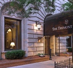 The Tremont Chicago Hotel at Magnificent Mile 1 of 11
